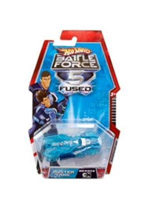 Hot Wheels Battle Force 5 Fused Vehicle - Buster Tank