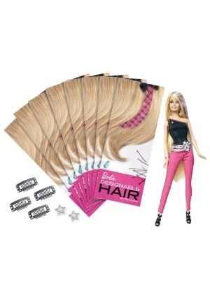 Barbie Designable Hair Extensions with Doll