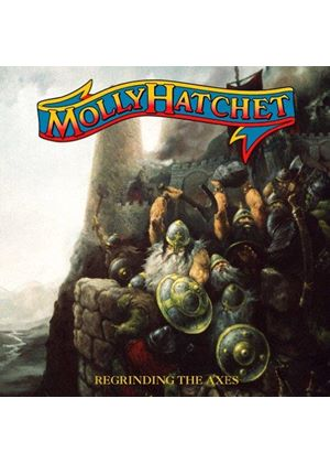 Molly Hatchet - Regrinding the Axes (Music CD)