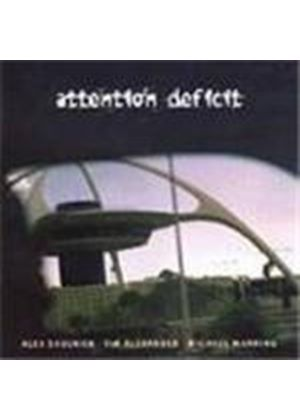 Attention Deficit - S / T (Music Cd)
