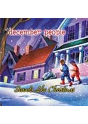 December People - Sounds Like Christmas (Music Cd)