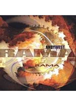 Andy West With Rama - Rama 1 (Music CD)