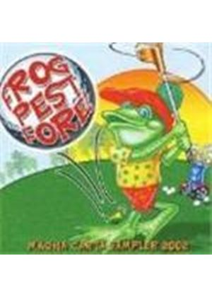 Various Artists - Frog Pest Fore - Magna Carta Sampler (Music CD)