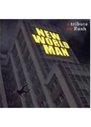 Various Artists - New World Man (Tribute To Rush) (Music CD)