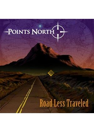 Points North - Road Less Traveled (Music CD)