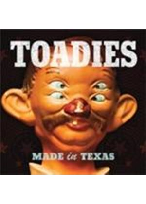 Toadies - Made In Texas (Music CD)