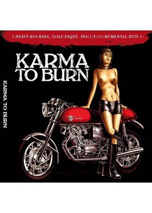 Karma to Burn - Karma To Burn - Slight Reprise (Music CD)
