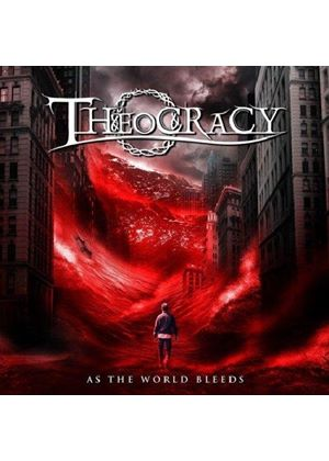 Theocracy - As the World Bleeds (Music CD)