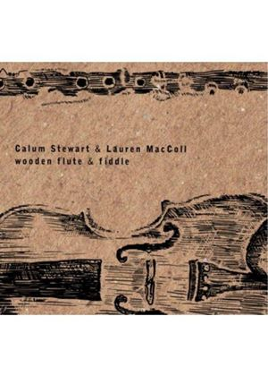 Calum Stewart - Wooden Flute And Fiddle (Music CD)