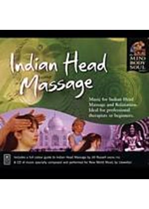 Llewellyn - Indian Head Massage (Music CD)