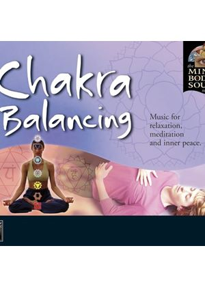 Perry Wood - Chakra Balancing (Music CD)