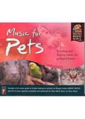 Perry Wood - Music For Pets (Music CD)
