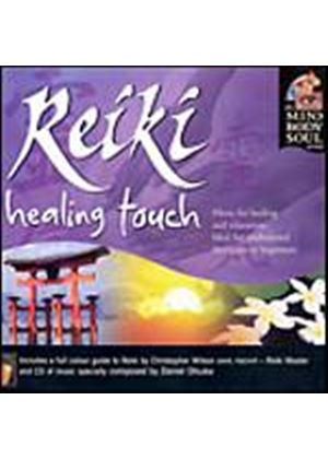 Daniel Otsuka - Reiki Healing Touch (The Mind Body And Soul Series) (Music CD)