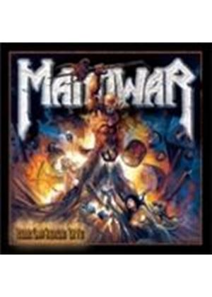 Manowar - Hell On Stage (Live) (Music CD)