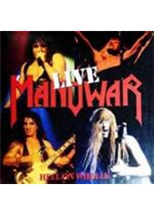 Manowar - Hell On Wheels (Live) (Music CD)