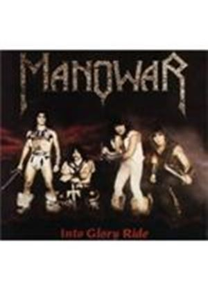 Manowar - Into Glory Ride (Music CD)
