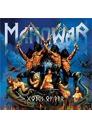 Manowar - Gods Of War (Music CD)