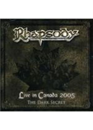 Rhapsody Of Fire - Live In Canada (+DVD)