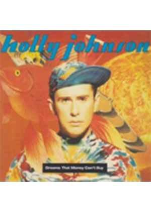 Holly Johnson - Dreams That Money Cant Buy (Music CD)