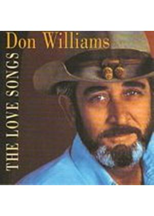 Don Williams - Love Songs (Music CD)
