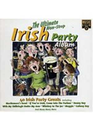 Various Artists - The Ultimate Non-Stop Irish Party Album (Music CD)