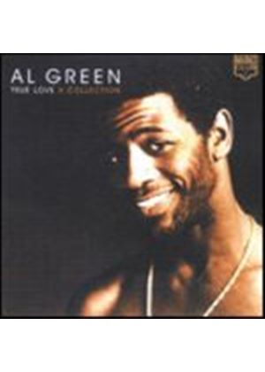 Al Green - True Love - A Collection (Music CD)