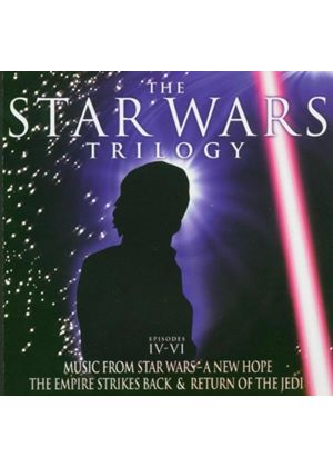 Soundtrack Compilation - The Star Wars Trilogy: Episodes IV - VI (Music CD)