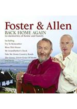 Foster & Allen - Back Home Again (Music CD)