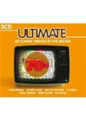 Various Artists - Ultimate 70s (Music CD)