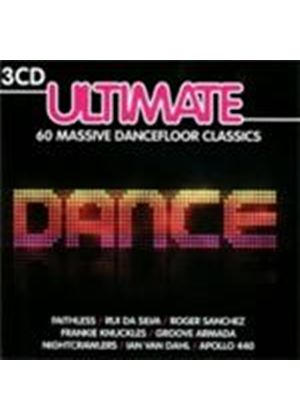 Various Artists - Ultimate Dance (Music CD)