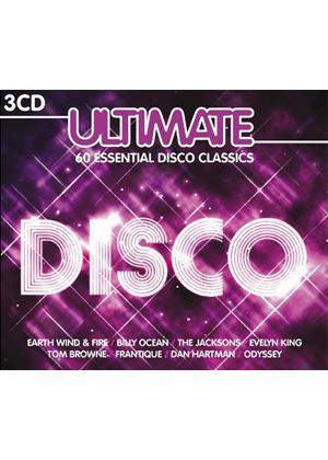 Various Artists - Ultimate Disco Classics (Music CD)
