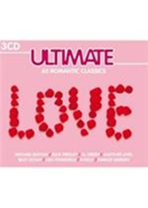 Various Artists - Ultimate Love (Music CD)