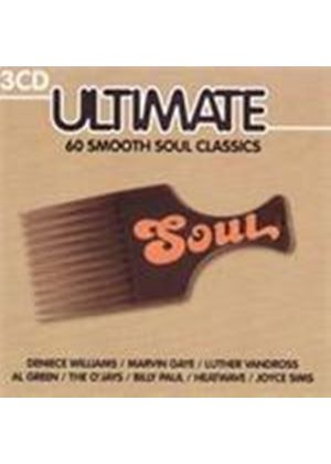 Various Artists - Ultimate Soul Classics (Music CD)