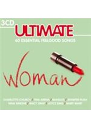 Various Artists - Ultimate Woman (Music CD)