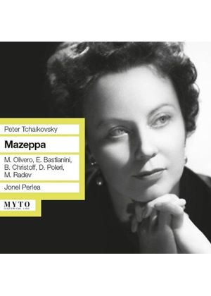 Tchaikovsky: Mazeppa (Music CD)