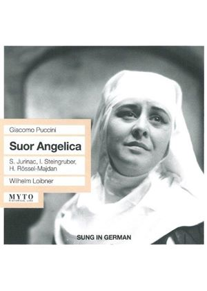 Puccini: Suour Angelica (Music CD)