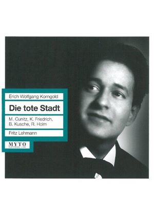 Erich Wolfgang Korngold: Die tote Stadt (Music CD)