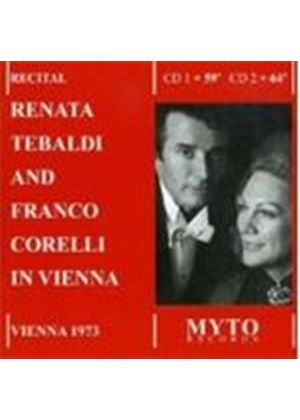 Tebaldi and Corelli in Vienna