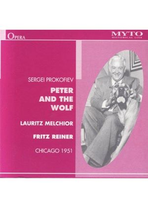 Sergey Prokofiev - Peter And The Wolf (Melchior)