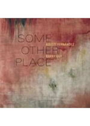 Barry Guy & Agusti Fernandez - Some Other Place (Music CD)