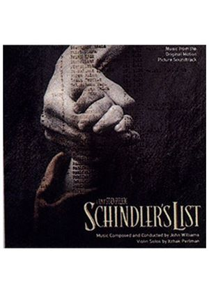 Original Soundtrack - Schindlers List (John Williams) (Music CD)