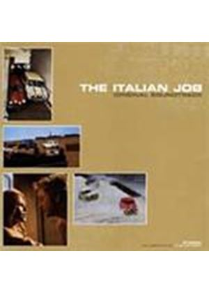 Original Soundtrack - Italian Job (Music CD)