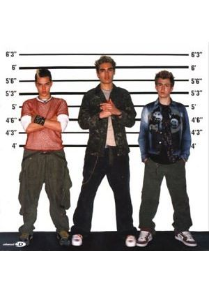 Busted - Busted (Music CD)