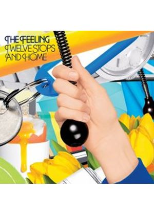 The Feeling - Twelve Stops and Home (Music CD)