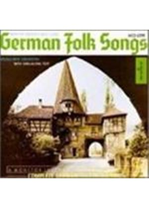Robert Cornman - Best Loved German Folk Songs (Music CD)