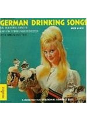 Various Artists - German Drinking Songs [Monitor] (Music CD)