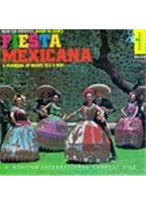 Javier De Leon - Fiesta Mexicana (Music CD)