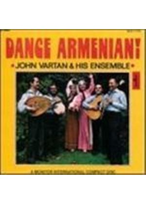 John Vartan - Dance Armenian (Music CD)