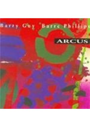 Barry Guy/Barre Phillips - Arcus (Music CD)