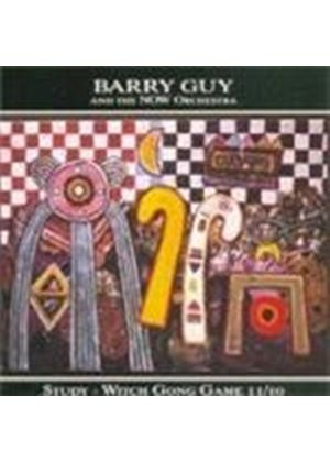 Barry Guy And The Now Orchestra - Study With Gong Game (Music CD)